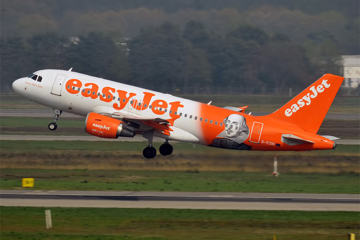 cancelled easyJet holiday