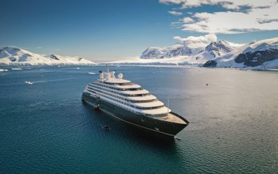 Free Business Class upgrade plus 20% off with luxury cruise line Scenic