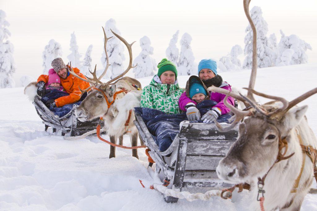 Inghams Lapland Santa breaks 2022