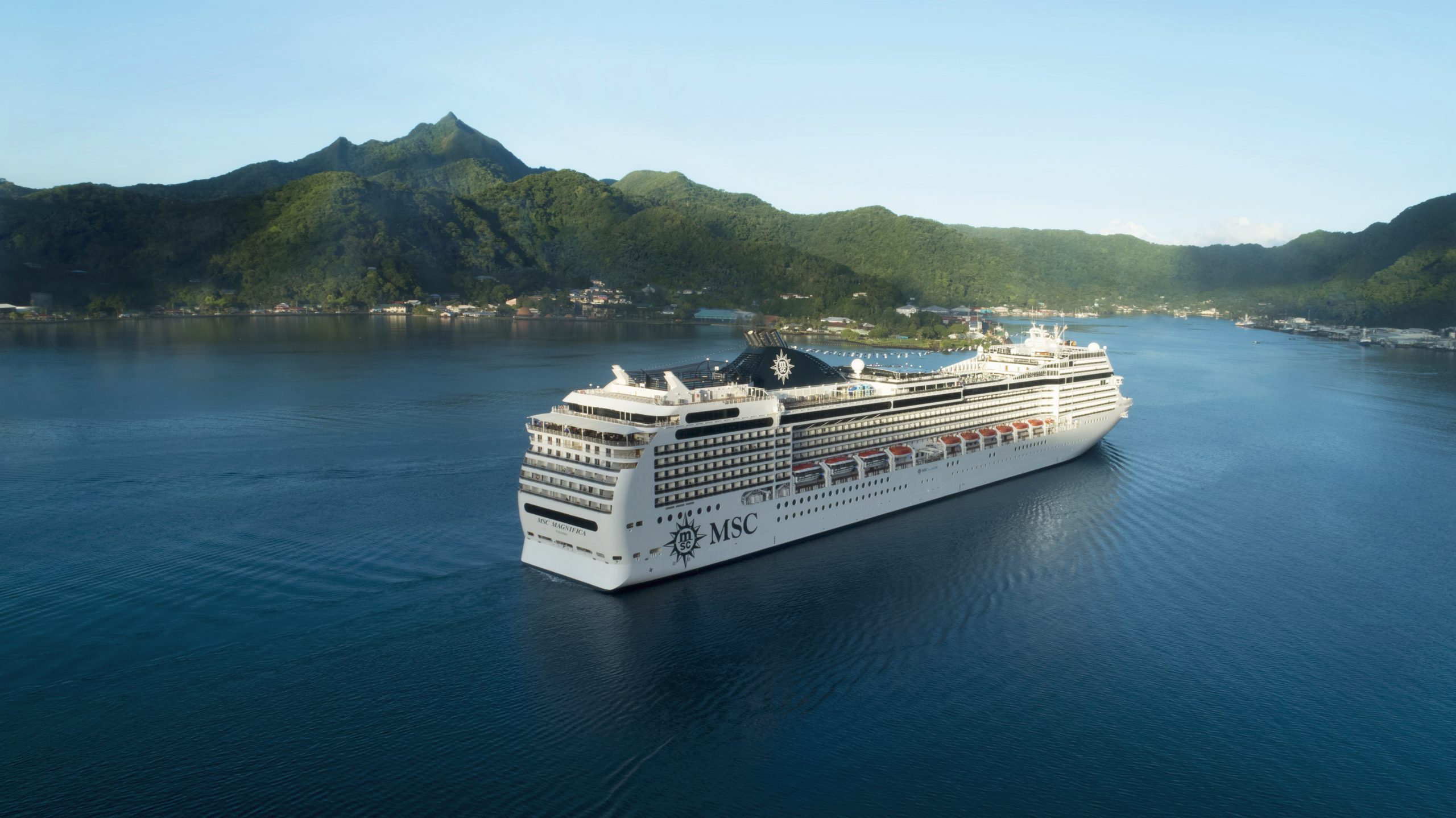 MSC Magnifica cruises cancelled